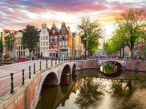 2 Personen 3* Amsterdam ab 64€ inkl. Frühstück Juli- September