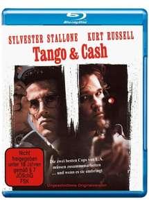 [Amazon Prime] Film 'Tango & Cash' für 5,55 EUR auf Blu-ray