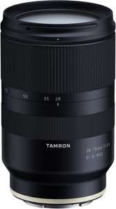 Tamron 28-75mm F2.8 Di III RXD Objektiv für Sony E-Mount