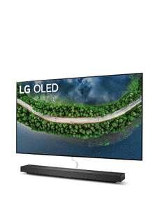 LG OLED65WX9LA OLED TV (65 Zoll (164 cm), 4K UHD, Smart TV, Twin Triple Tuner, HDR 10 Pro, HLG, EEK G)