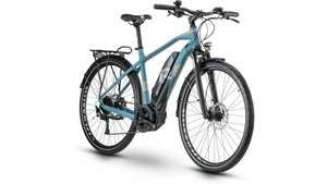 Raymon TourRay E 5.0 - 500 Wh - 2020 - 28 Zoll - Diamant, Rh 56 cm, E-Bike
