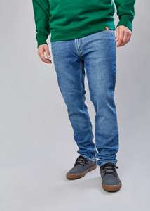 REELL Spider Jeans - light stone/ dark blue stone - no-comply.de - Skater/ Skateboard Pants
