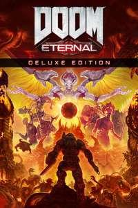 DOOM Eternal Deluxe Edition - Playstation Store UK - £26.39/30,78€