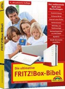 [ebook] FritzBox-Bibel – Nachschlagwerk für den AVM-Router