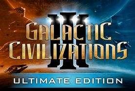 Galactic Civilizations III: Ultimate Edition für 24,68€ [GOG - Version für 28,49€] [Gamersgate] [STEAM]