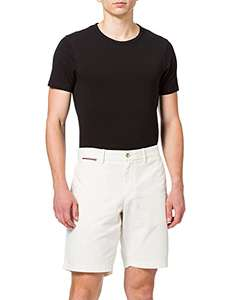Tommy Hilfiger Herren Brooklyn Light Twill Shorts - viele Farben und Größen (Prime)