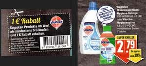 Sagrotan Waschmaschinen Hygiene-Reiniger oder Wäsche-Hygienespüler für effektiv je 2,29 bei E CENTER Edeka Südwest