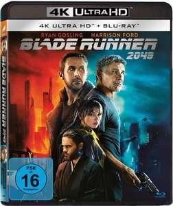 Blade Runner 2049 (4K Blu-ray + Blu-ray) für 11,99€ inkl. Versand (Weltbild)