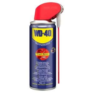 WD-40 Multifunktionsöl Smart Straw 180 ml [Aldi Süd & Nord]