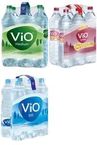 [Edeka + Edeka Center Minden-Hannover] 2x Vio Wasser Sixpack (6x 1,5l) mit Prospekt Coupon für 5,66€