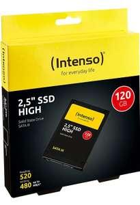 (Prime) Intenso High Performance SSD 120GB, SATA