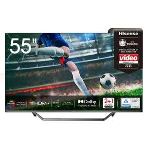 Hisense 55U7QF QLED 139 cm (55 Zoll) 4K Fernseher