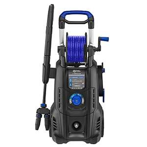 Annovi Reverberi Blue Clean e-4 TWIN FLOW Hochdruckreiniger mit zwei Metall-Pumpen 150 bar 810l/h