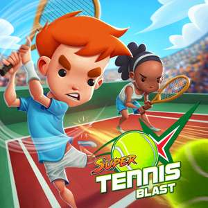 [nintendo eshop] Super Tennis Blast, Super Soccer Blast & Super Sports Blast (Switch) 50% reduziert