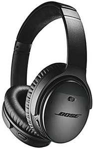 Bose QuietComfort 35 II: Bluetooth Kopfhörer Schwarz, Silber