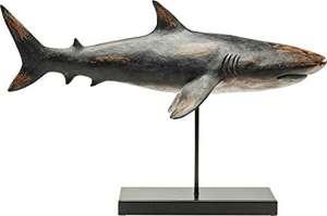 KARE Deko Figur Shark Base 30380 (vegan)