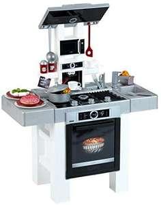 Theo Klein 7151 Bosch Kinder-Küche Pure I beidseitig bespielbar mit umfangreichem Zubehör, Maße: 69 cm x 33 x 95 cm [Amazon]