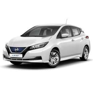 [Gewerbeleasing] Nissan Leaf Visia (150 PS, 40 kWh) mtl. 36,97€ + 831,93€ ÜF (ca. mtl. 71,63€), LF 0,15, GF 0,28, 24 Monate, BAFA