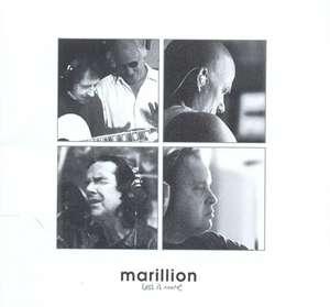 (Prime) Marillion - Less Is More (Limited White Doppel Vinyl LP)