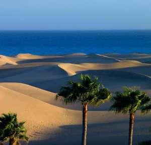 Gran Canaria (Juli-Aug) Eine Woche im 4* Riu (All Inclusive) mit Flügen, Transfers und Zug zum Flug für 710€ p.P. (Pauschalreise)