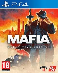 Mafia: Definitive Edition (PS4) für 10,49€ + Versand/ Fifa 21 für 12,21€ + Versand