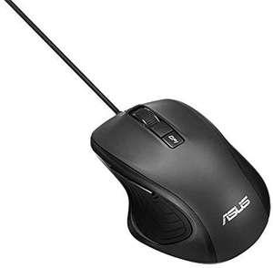 ASUS UX300 PRO ergonomische Maus (sehr leise & kompakt, DPI Schalter, optischer Sensor, für Rechtshänder) [Prime oder Abholstation]