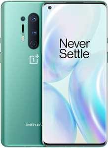 "OnePlus 8 Pro 5G 6,78"" WQHD+ AMOLED Dual-SIM Smartphone 12/256GB (Snapdragon 865, 627K AnTuTu, 48 MP Quad-Cam, 4.510 mAh, USB-C, NFC)"