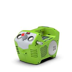 Greenworks 40V Akku-Kompressor G40AC