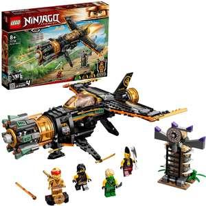 [Alternate] LEGO 71736 Ninjago Coles [ 71737 Ninjago X-1 Ninja Supercar für 34,99€]