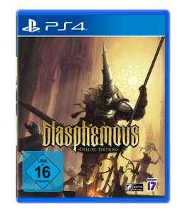Blasphemous - Deluxe Edition ab 22,82€ (Xbox One/Series X) oder für 22,93€ (PS4) (Otto Up/Amazon Prime)
