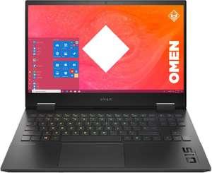 """Gaming-Laptop HP Omen 15-ek357ng 15,6"""", i5-10300H, 8GB RAM, RTX2070 max-Q, 512GB SSD"""
