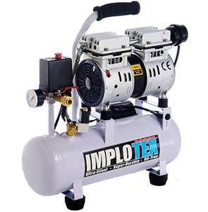 Flüsterkompressor IMPLOTEX 480 W