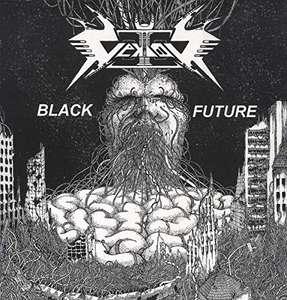 (Prime) Vektor - Black Future (Vinyl LP)