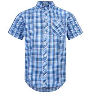 BRUTUS JEANS Kurzarm Hemd 10008 für 6,66€ + 3,95€ VSK (Größe S + L)