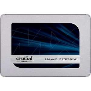 Alternate: Crucial MX500 2TB SATA SSD CT2000MX500SSD1