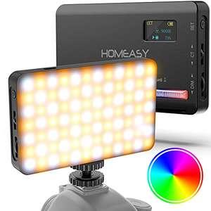 HOMEASY RGB Video Licht