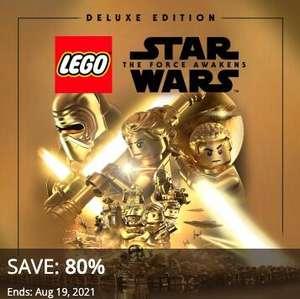 PSN - Lego Star Wars - Erwachen der Macht Deluxe Ed. (Playstation 4) zum Bestpreis von 5,04 € im US-Store (5,43 € im CA-Store) - kein VPN