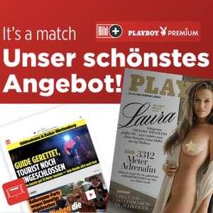 1 Jahr BILDplus Digital + Playboy Premium inkl. Playboy ePaper für zusammen 49,99 €