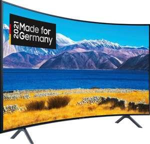 "[otto] Samsung GU55TU8379U Curved-LED-Fernseher (55"", 4K Ultra HD, Smart-TV) + 6 Mon. gratis HD+"