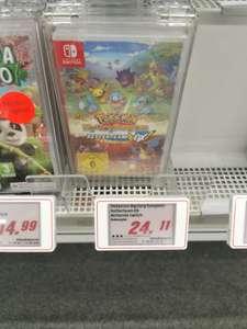 Media Markt Hamburg Altona switch pokémon Retterteam oder dragon quest Builders 15,11 euro
