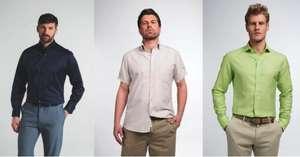 [ETERNA] 3 Hemden für 99,99€ + 0,95€ Versand (PVG für 3 Beispielhemden)