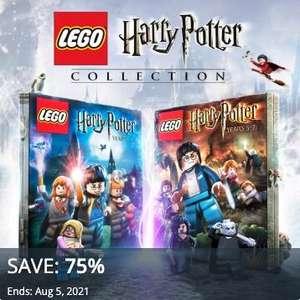PSN - Lego Harry Potter (Playstation 4) (auf deutsch spielbar!) für 4,20 € im US-Store (5,09 € im CA-Store)