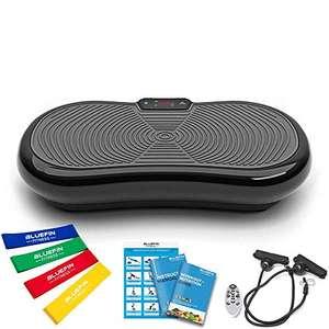 PRIME Bluefin Fitness Ultra Slim Power Vibrationsplatte