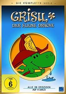 Grisu, der kleine Drache - Die komplette Serie DVD Amazon Blitzangebot