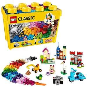 Lego - Classic Large Bricks Box, Colourful