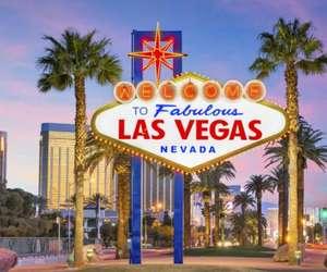 Flüge: Las Vegas / USA (Sept-März) Hin- und Rückflug mit Skyteam von München, Frankfurt, Berlin, Düsseldorf (...) ab 295€