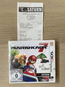 [Lokal Saturn Oberhausen] Mario Kart 7 für den Nintendo 3DS