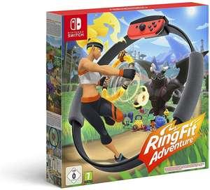 Ring Fit Adventure (Switch) für 51.91€ (Amazon.es)