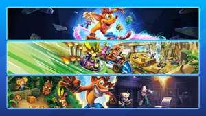 Playstation Store   PS Plus Crash Bandicoot™ - Crashiläum-Bundle
