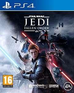 Star Wars Jedi: Fallen Order (PS4) für 10,78€ (Amazon UK)